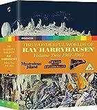 The Wonderful Worlds of Ray Harryhausen: Volume Two: 1961-1966 [Blu-ray]