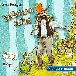 Pettersson zeltet (Pettersson und Findus Hörspiel)