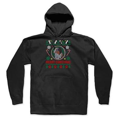e8c2c713 Amazon.com: Australian Shepherd Dog Breed Ugly Christmas Sweater ...