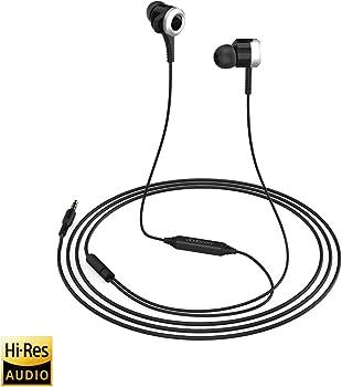 dodocool Hi-Res In-Ear Earphones w/Sound Isolation Remote