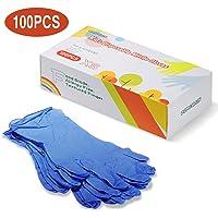 Zomchain 100-Piece Kids' Disposable Nitrile Gloves