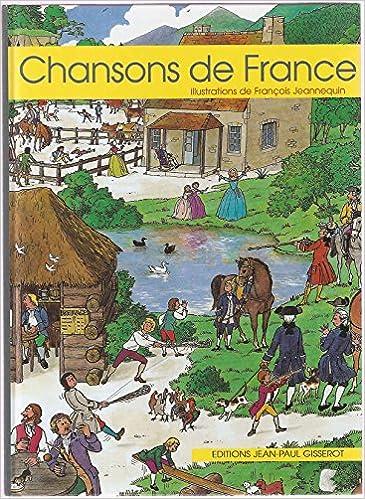 Livres gratuits en ligne Chansons de France epub, pdf