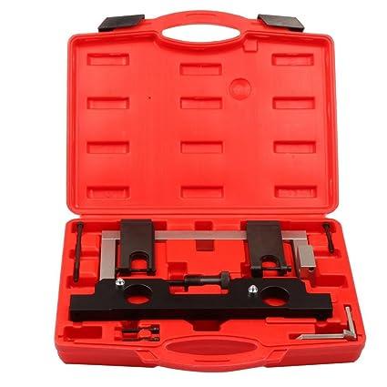 Amazon.com: Supercrazy BMW N20 N26 Engine Camshaft Locking Alignment Timing Tool Kit SF0210: Automotive