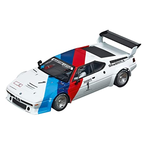 Amazon.com: Carrera 30814 Digital 132 BMW M1 Procar Mario Andretti ...