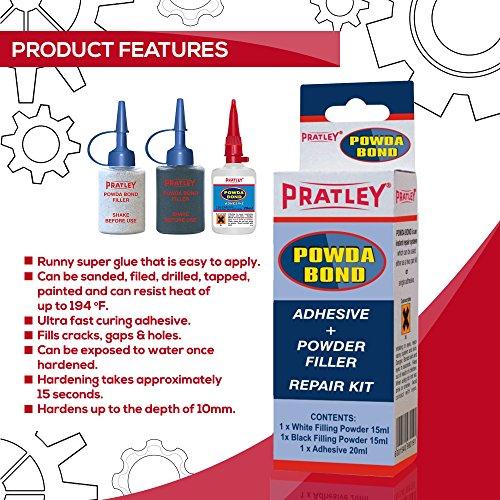 Plastic Glue - Acrylic Repair, Auto Body Filler and Bumper