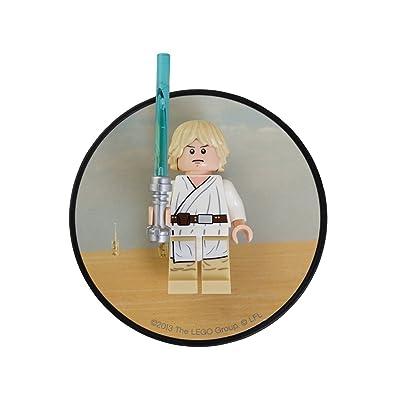 Star Wars Luke Skywalker Magnet - 2013 Lego Minifigure Magnet: Toys & Games