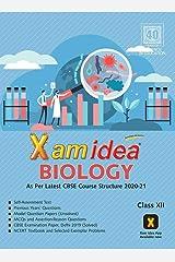 Xam Idea Biology Class 12 CBSE (2020-21) Examination Kindle Edition