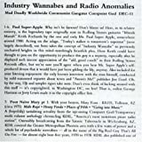 Industry Wannabes & Radio by Industry Wannabes & Radio (2003-01-01)