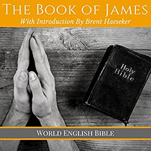The Book of James: With Introduction Audiobook