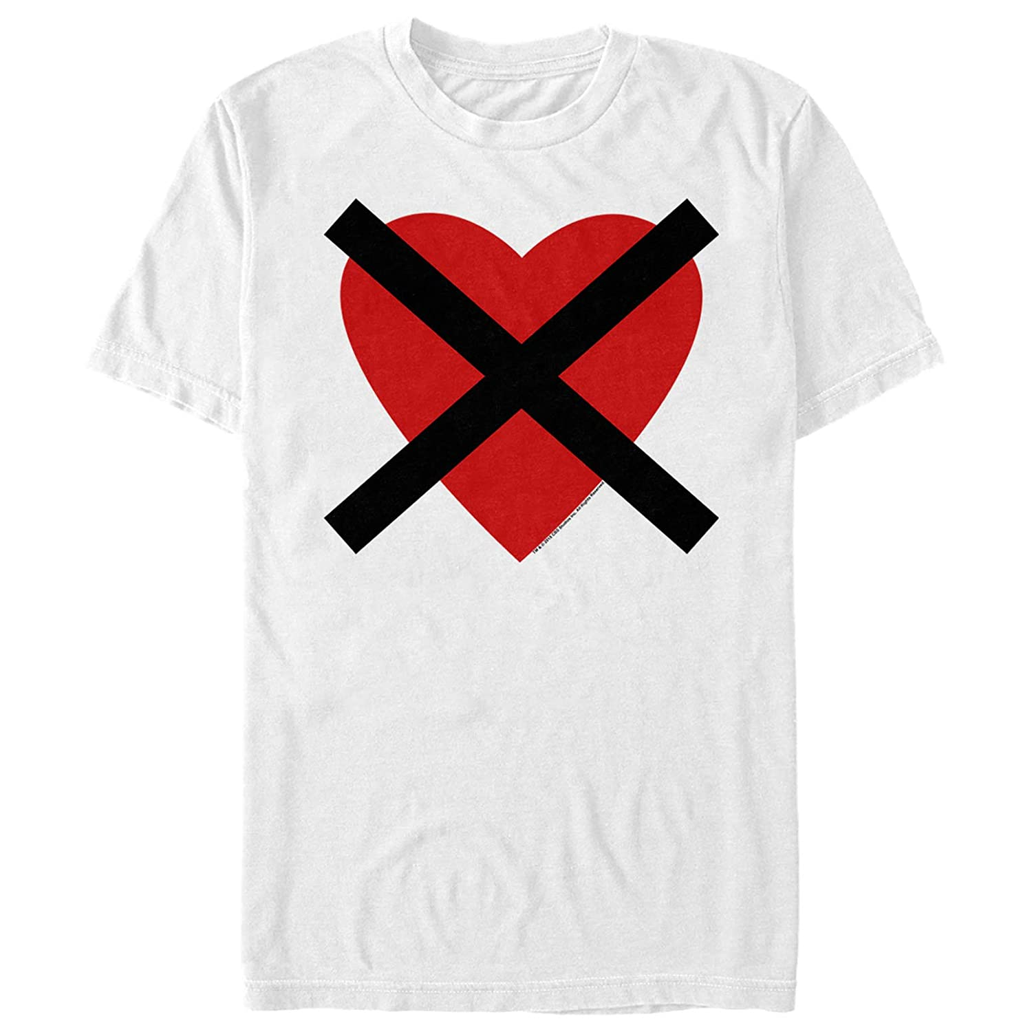Crazy Ex-Girlfriend Mens No Love Poster T-Shirt