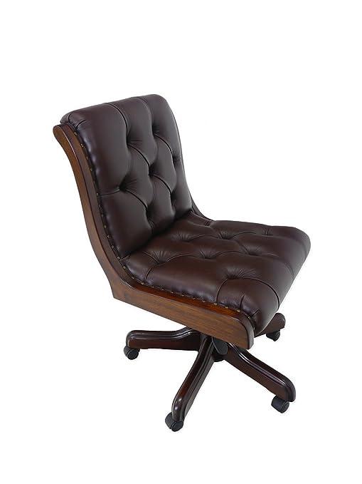 Antike Fundgrube Silla de Oficina giratoria sillón de ...