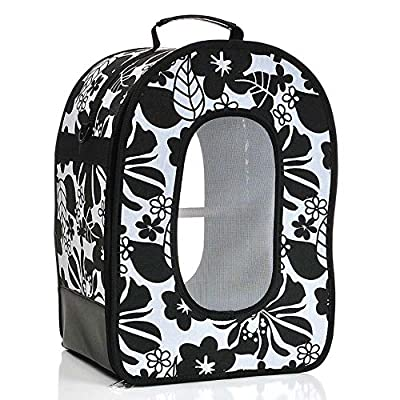 A and E Cage Co. Soft Sided Travel Bird Carrier from A And E Cage Co Llc