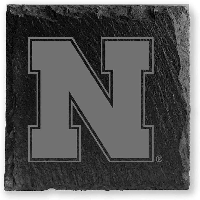 NCAA Slate Coasters - Set of 4