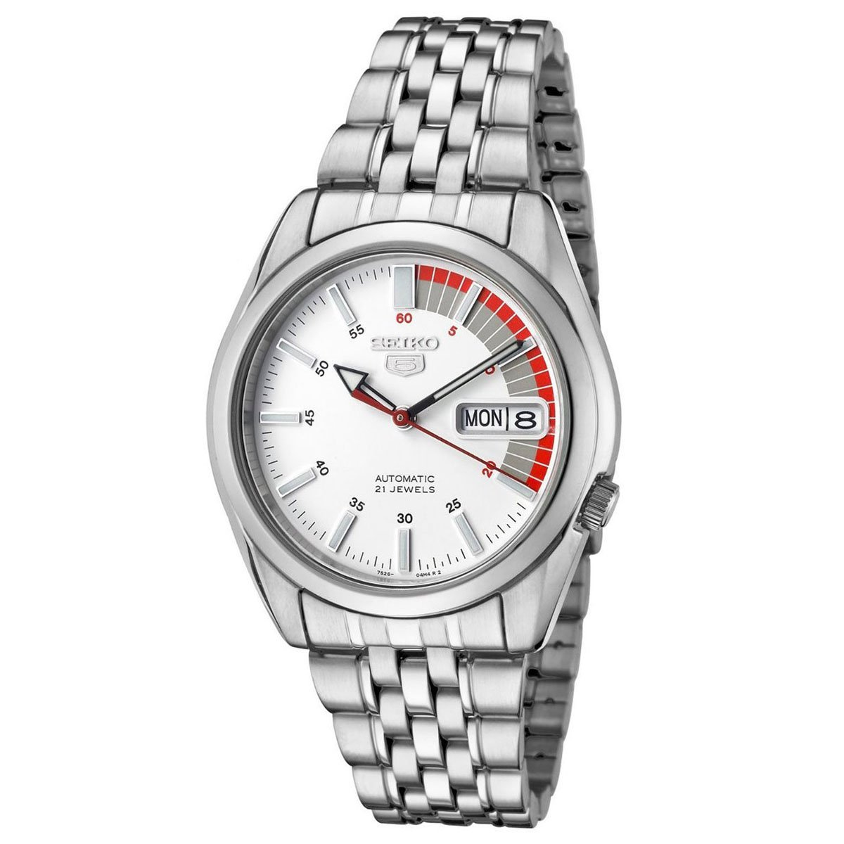 SEIKO 5 automatic watch made ​​in Japan SNK369J1