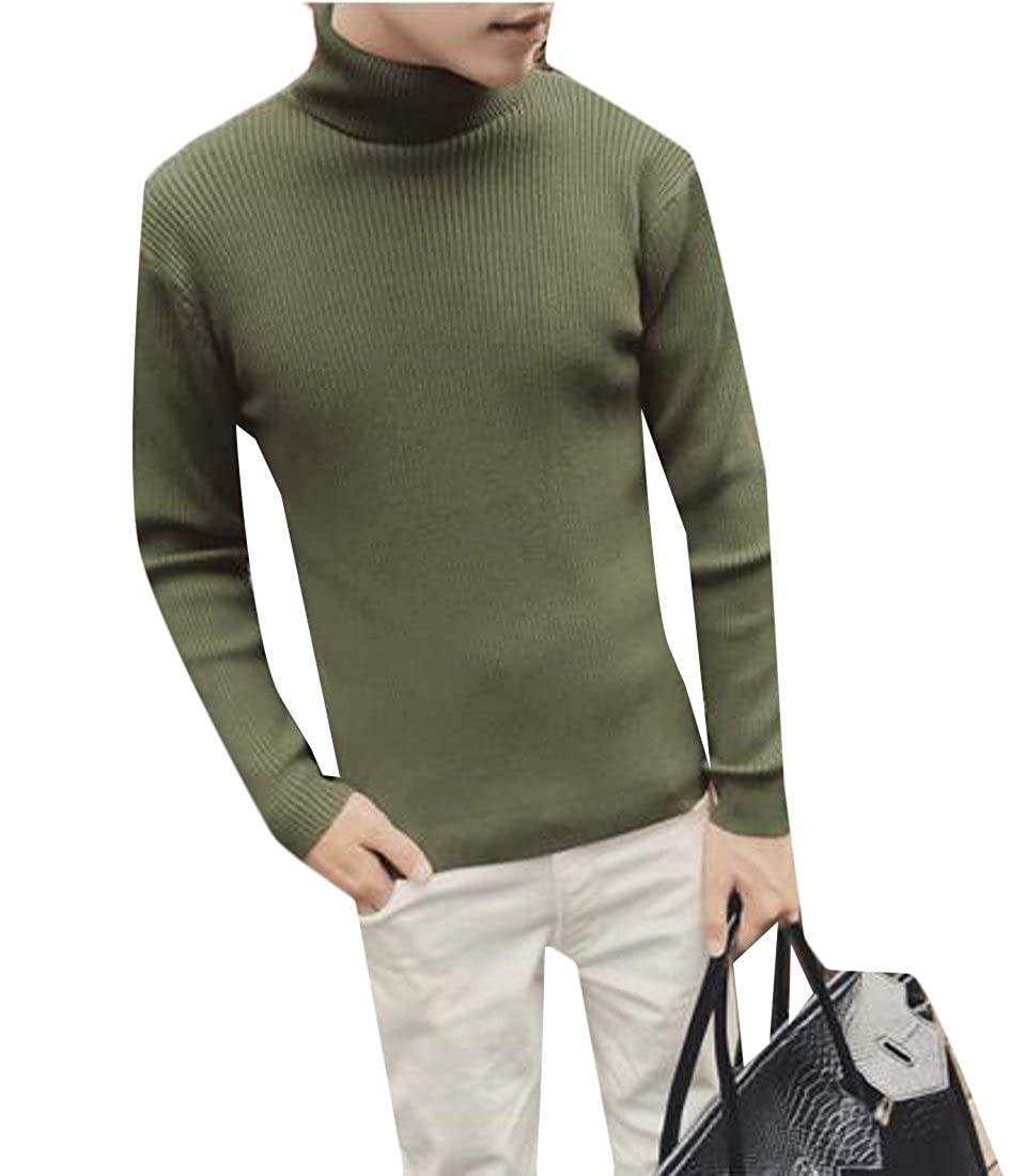 Joe Wenko Womens Round Neck Casual Long Sleeve Destroyed Knit Pullover Sweaters
