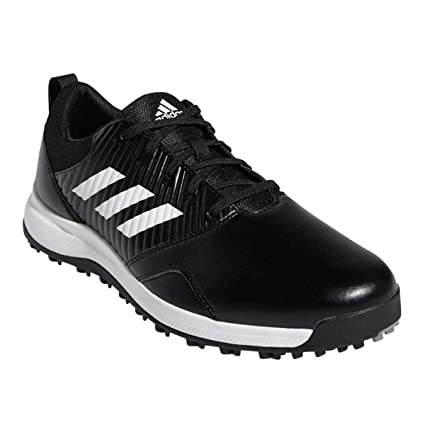 more photos dd504 a51cc adidas Golf Mens 2019 CP Traxion SL Spikeless Leather Golf Shoes