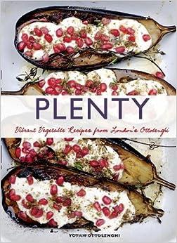 Plenty cookbook cover