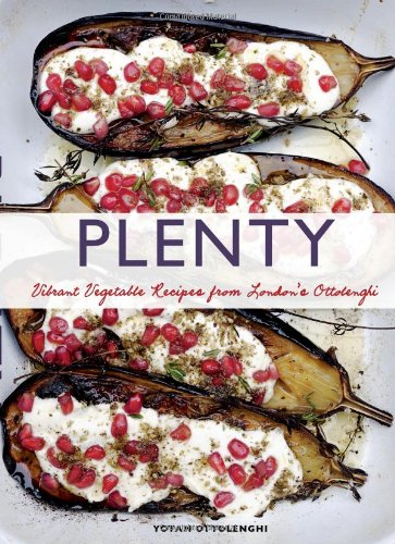 Plenty: Vibrant Recipes from London's Ottolenghi (2011) (Book) written by Yotam Ottolenghi; illustrated by Jonathan Lovekin