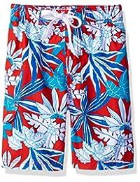 Kanu Surf Boys Aruba Floral Swim Trunk
