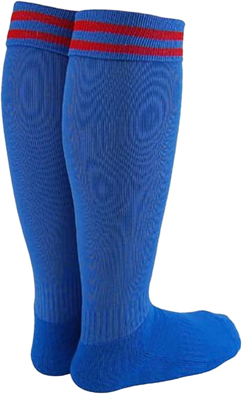 Tube Long Socks CLANDY Soccer Socks Youth Girls Summer Moisture Wicking Socks Dress Indoor Sports Socks Knee High Funky Light Cute Black Solid Football Volleyball Athletic Socks White 1 Pairs Small