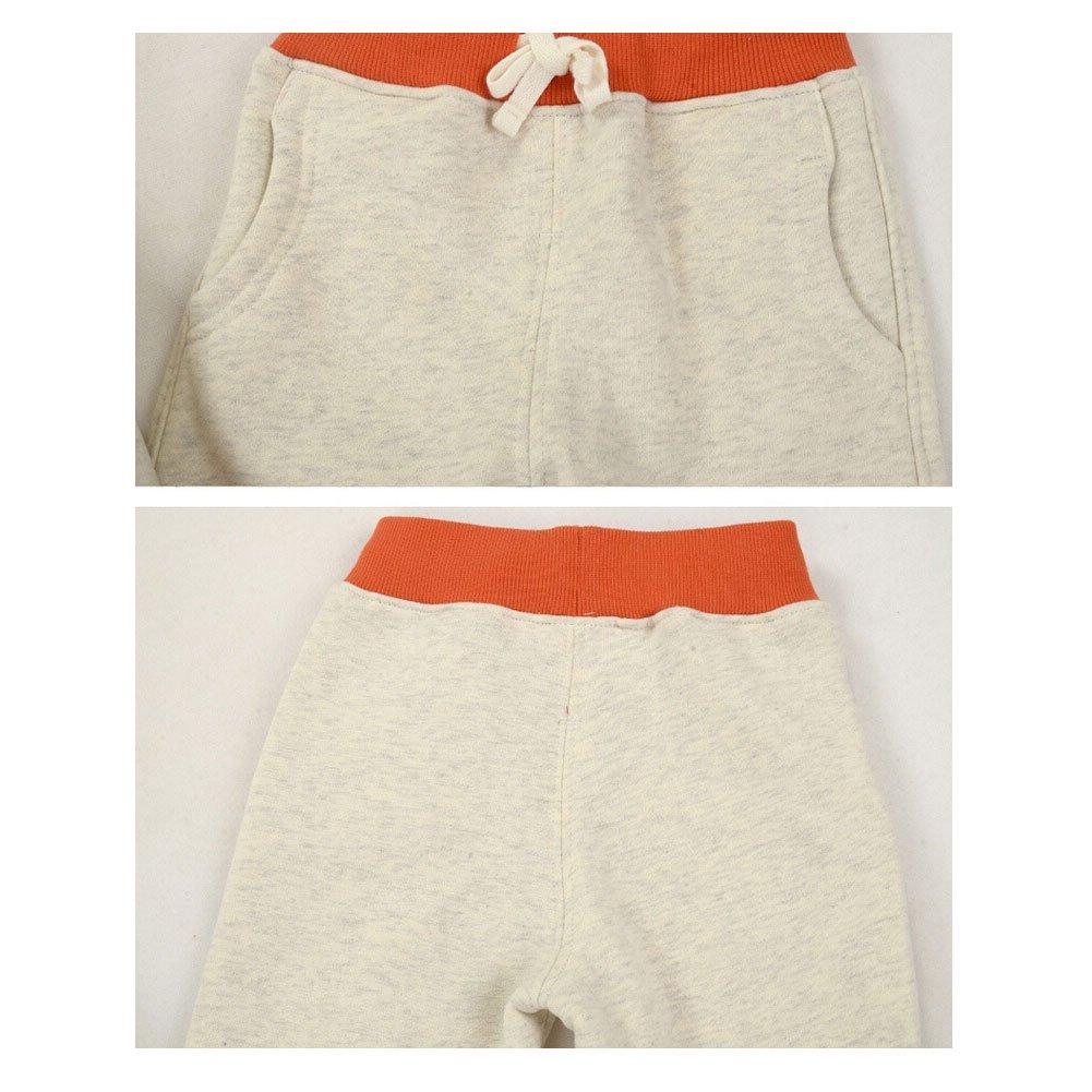 CuteOn Tout-Petits B/éb/és Gar/çons Filles Chaud Hoodies Hiver Sweat-Shirt Top Pantalons Outfits Pullover Surv/êtement Sport Suit