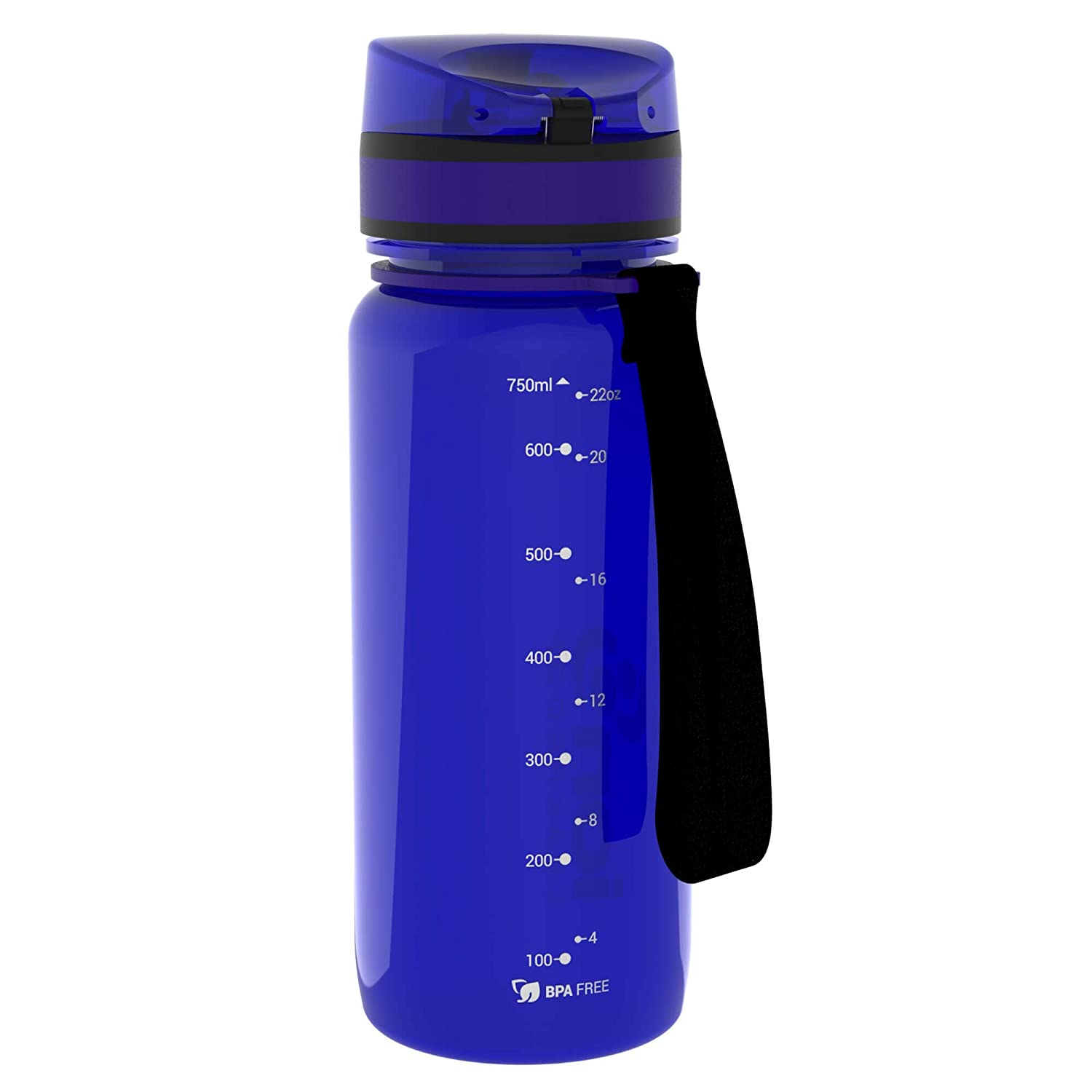 Ion8 Leak Proof Bpa Free Cycling Water Bottle