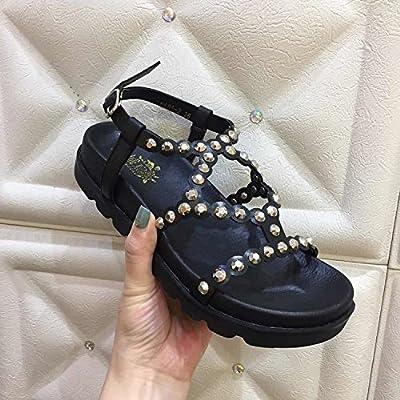 étanche Chaussures sont simples Chaussures plates et d'épaisseur inférieure à rivet
