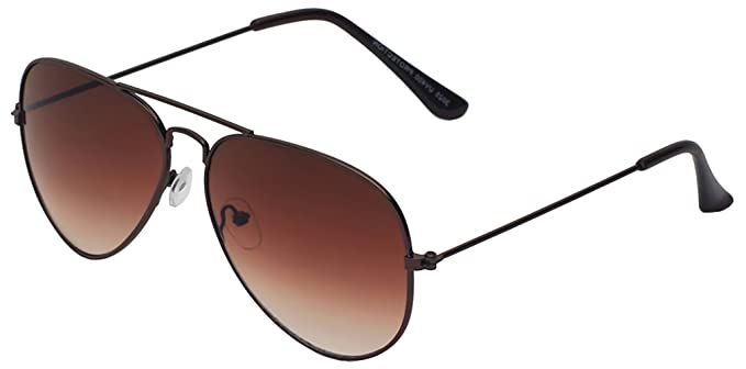 6by6 UV Protected Metal Aviator Sunglasses for Men   Women Best for ... 48d00a2d15