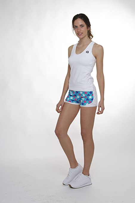 A40GRADOS Short Padel Mujer Chass (Star, XS)