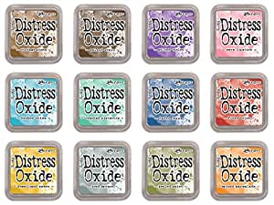 Tim Holtz Distress Oxide Ink Bundle January 2017