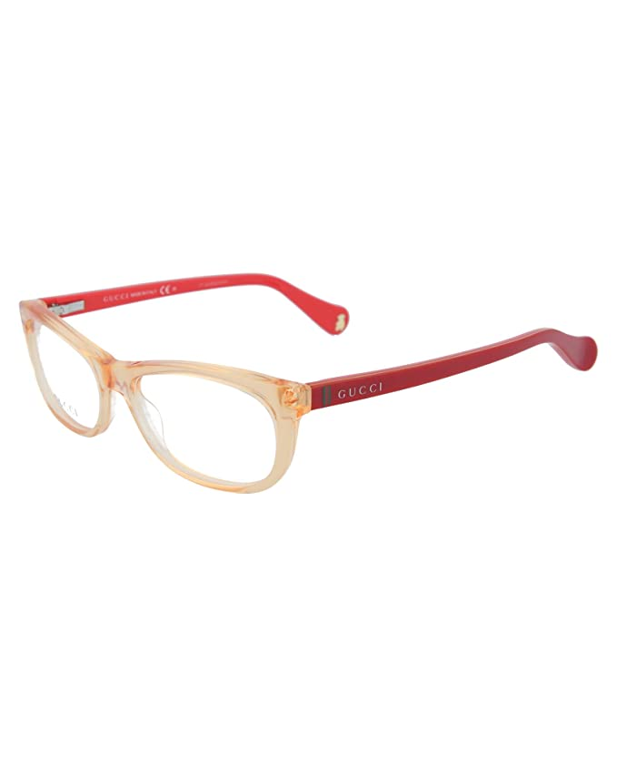 7c9ad2f5814 Amazon.com  Gucci Kids Round Oval Optical Frames GG5007C-114231W6V-4615   Clothing
