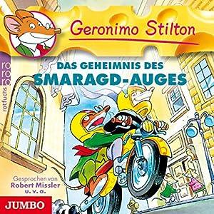 Das Geheimnis des Smaragd-Auges (Geronimo Stilton 2) Hörspiel