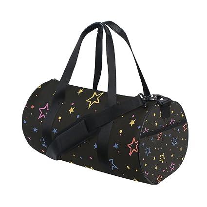 Ahomy Stars and Dot - Bolsa de Deporte para Gimnasio, diseño ...