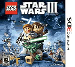 LucasArts Lego Star Wars III - Juego (3DS, ENG)