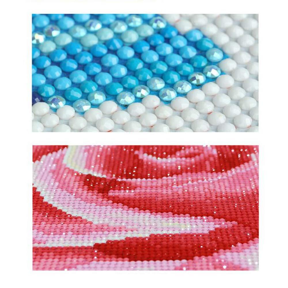 Glz Glz Glz Ölgemälde-Diamant-Malerei geformter Diamant-voller Diamant 40  54CM B07PDKSJ8Q | Kaufen Sie online  9b62ba