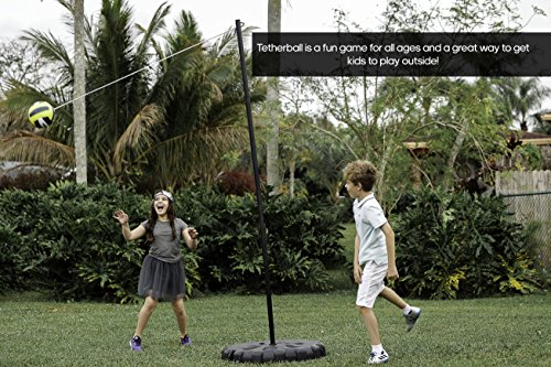 Verus Sports TO511 Portable Tetherball Set by Verus Sports (Image #3)