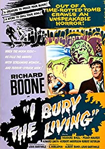 I Bury the Living (1958) (Restored Edition)