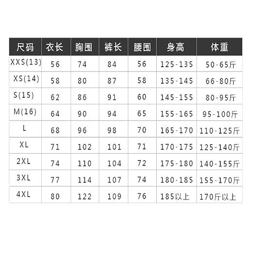 f0f495bdc8387 YSYFZ Ropa Deportiva al Aire Libre para Hombre de Manga Larga Uniformes de fútbol  Uniformes de Baloncesto Trajes de Entrenamiento Primavera