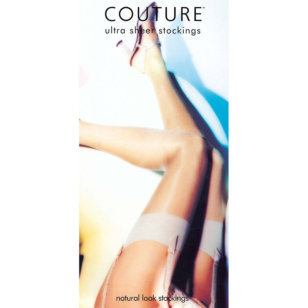 Couture 100% nylon stockings