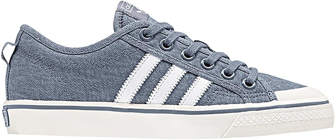 Solicitante mantener bostezando  adidas Nizza Zapatillas para Mujer Azul, 36: Amazon.es: Zapatos y  complementos