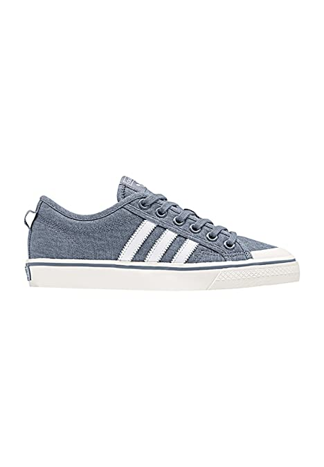 adidas Originals Damen Sneaker Nizza W CQ2537 Grau