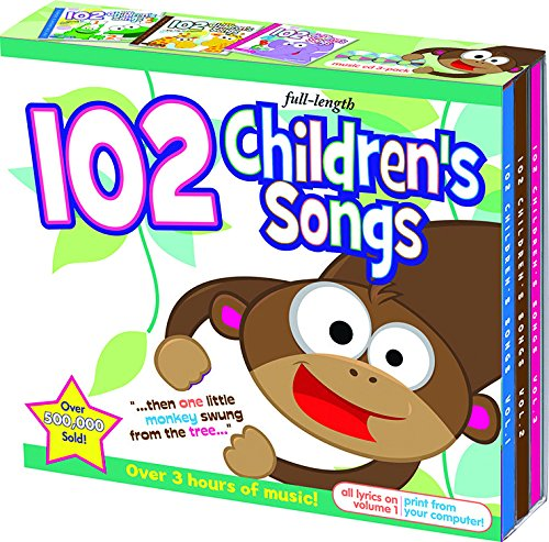 102 Childrens Songs
