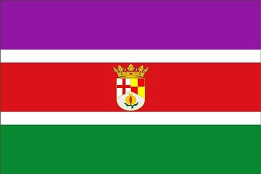magFlags Bandera Large Y Escudo de Andalucía Oriental Usado por la Plataforma por Andalucía Oriental   Bandera Paisaje   1.35m²   90x150cm: Amazon.es: Jardín