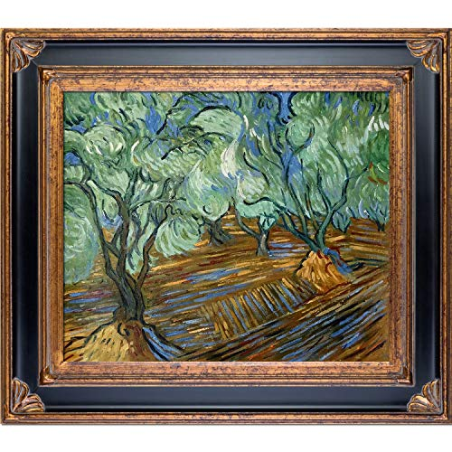 Used, OverstockArt Olive Tree Framed Oil Reproduction of for sale  Delivered anywhere in Canada