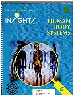 Book An Elementary Insights. Hands-On Inquiry Science Curriculum. Human Body Systems. Grade 6.