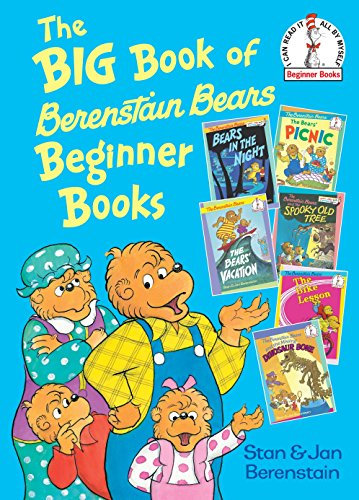 The Big Book of Berenstain Bears Beginner Books (Beginner Books(R)) -
