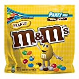 #7: M&M'S Peanut Chocolate Candy Party Size 42-Ounce Bag
