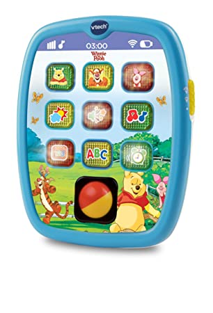 Winnie the pooh and friends learning tablet amazon toys games winnie the pooh and friends learning tablet voltagebd Gallery