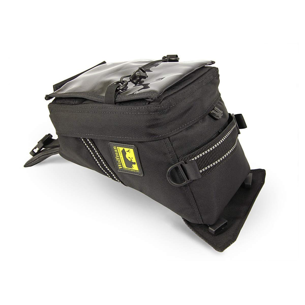 Wolfman Luggage S0305 Blackhawk Tank Bag V-1.7