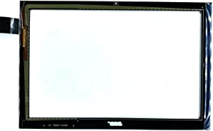 "TheCoolCube Touch Digitizer Replacement Screen Glass Compatible with Acer Iconia One 10 B3-A40 10.1"" (Not Include LCD) (Black)"